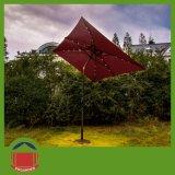 2X2m LED 빛을%s 가진 정연한 정원 우산