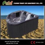 디자인 세륨 삼각형 온수 욕조 온천장 Pedicure 유럽 새로운 사발