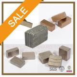 Ferramentas diamantadas para transformação de pedra e corte