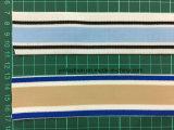 De Dubbele Kleur Geweven Elastische Band van de polyester voor Ondergoed ym-111