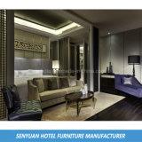 装飾された商業デザイナー転売の生きているホテルの客室の家具(SY-BS202)