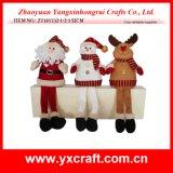 Ornamenten van de Engel van de Kerstman van de Markt van Kerstmis van de Decoratie van Kerstmis (zy11s248-1-2-3)