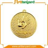 Médaille personnalisée de souvenir avec la lanière