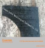Placa de aço resistente da abrasão direta de Cladded do metal do dobro do produto da fábrica