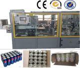 Machine à emballer de boîte en fer blanc avec le cas