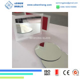 espejo de plata de la seguridad de 4m m con la parte posterior del vinilo
