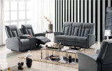 Buntes Gewebe-Sofa-hoch Rückseiten-Sofa-Gewebe-Sofa 3seater