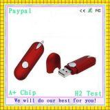 Привод USB пластмассы полной производственной мощности 8GB (GC-F327)