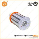 Luz do milho do diodo emissor de luz do alogenuro IP64 E40 60W do metal do UL Dlc 175W