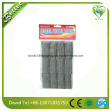 유리제 최고 과료 강모 강모 갯솜에 가벼운 색칠 강철 Wool/0000 강모