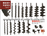 Ce Certificate 71cc Gasoline Ground Hole Drill