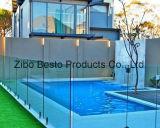 きっかり和らげられるダイヤモンドのガラス・ブロックのプールの囲うか、または塀またはゆとり