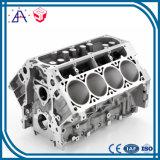 De aluminio de encargo del OEM de la alta precisión a presión trabajar a máquina del CNC de la fundición (SYD0077)