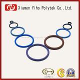 Projeto do selo do anel-O/fabricante horizontalmente de borracha dos anéis-O