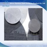 Red del acoplamiento de la cuerda de alambre de acero inoxidable del fabricante