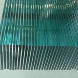 緑の緩和されたガラス