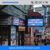 Afficheur LED pliable extérieur de P16mm