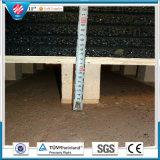 Mattonelle di gomma dell'interno dirette della gomma di ginnastica delle mattonelle della fabbrica di gomma di gomma della pavimentazione dei bambini
