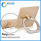 Dedo pegajosa anillo soporte para teléfono móvil 360 grados de rotación del soporte del teléfono Holder / Móvil / Anillo