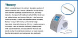 980nm profesional arañas vasculares eliminación del dispositivo (CE ISO FDA)