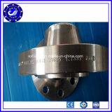 China Socket-Suelda el adaptador roscado Pn16 del borde de la clase 150 del ANSI del borde