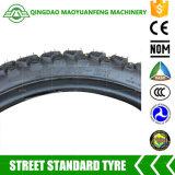Neumático de la motocicleta del estándar 90/90-21 de la calle