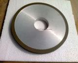 Плоский диамант и смолаа CBN инструменты колеса скрепления меля