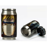 BPA Free & Niet-toxische 350ml Sublimation 304 Roestvrij staal Coke Can