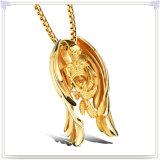 De Tegenhanger van de Halsband van de Manier van de Juwelen van het roestvrij staal (NK1015)