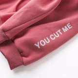 280 G/M CVC 80/20 Silk Bildschirm-Drucken-mit Kapuze Sweatshirt-Frauen Hoody