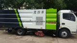 Dongfeng calle de 90 kilovatios que lava el carro del barrendero de camino de 5 kilolitros