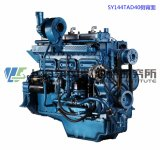 6 cylindre, 227kw, Changhaï Dongfeng Diesel Engine pour Generator Set