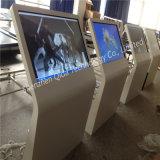Kiosque de libre-service Poudre-Enduit avec le clavier