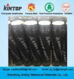 Asphalt-imprägniernmembrane in der Fackel-Anwendung