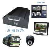 H. 264/HDD/3G Mobile DVR for Car for GPS Map (HT-6606)