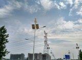 Indicatore luminoso di via solare della via Light/LED del sistema ibrido del vento/lampada di via solare con il generatore di vento 300W