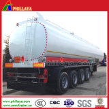 Combustibile Tanker Truck Trailer per Oil Transport