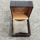 Rectángulo de regalo clásico del embalaje del papel del reloj del casquillo de la cartulina