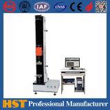 одностоечная электронная машина испытание Wds-5 прочности на растяжение 5kn