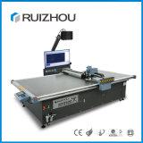 Machine de découpage en cuir de commande numérique par ordinateur de Ruizhou avec le couteau de oscillation
