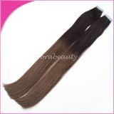 100%中国のRemyの付着力の毛の拡張