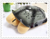 2,015 Hot Night Music Tortue Lampe pour Baby Sleep LED Tortue Lumière De la Chine