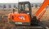 Verwendeter Minibagger-MIDI-Exkavator /Excavator Doosan 55 Dh55 für Verkauf