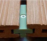 Accessoires extérieurs de plancher de Decking de WPC