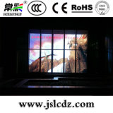 Afficheur LED P7.5-8 d'intérieur transparent de verre pour la publicité