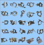 Типы струбцины ремонтины для сбывания (FF-0010)
