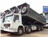 Sinotruk HOWO 8*4の頑丈なダンプトラック