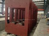 고무 컨베이어 벨트 격판덮개 가황 압박 치료 가황기 기계