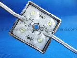 Module imperméable à l'eau du point culminant LED IP68 LED de la place DC12V de module de SMD 5054-4LED