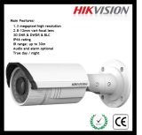 Hikvision 1.3MP Network IP Camera Bullet Camera (DS-2CD2610F-IS)